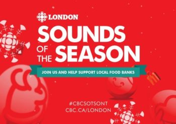 Join CBC London and help fight hunger this holiday season